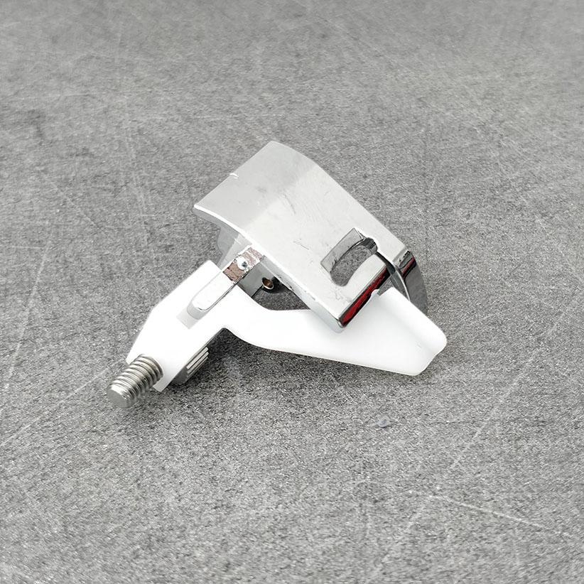 Pieds de machine à coudre : ourlet invisible