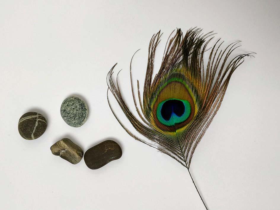 cadre vacances à Gordes : pierres