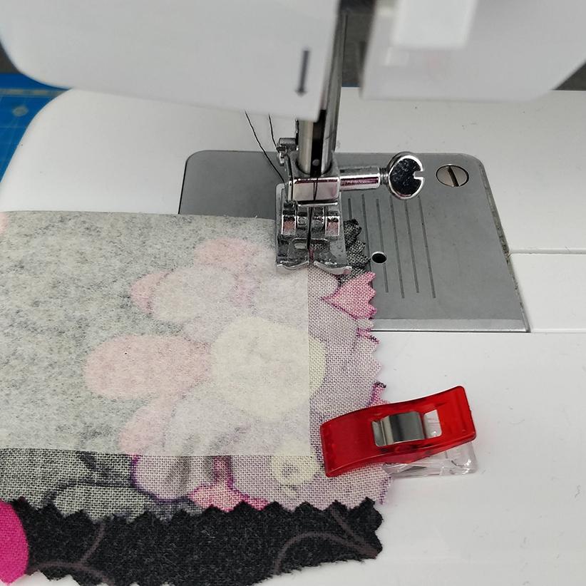 trousse enfant : bordure pré-couture